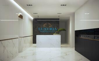 Luxuria Residence received 'Best Upscale Project' award offered by THE TIMES - Investing in Property