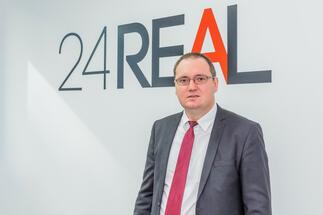 24Real agency has now a specialized department for the residential market